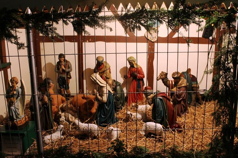 kerstkribje 1