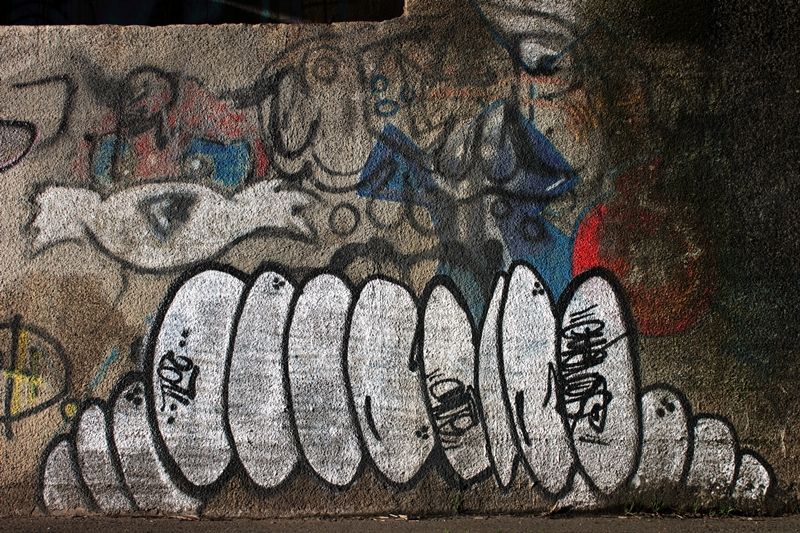 grafitti meers 2