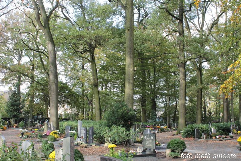algemene begraafplaats Kerensheide