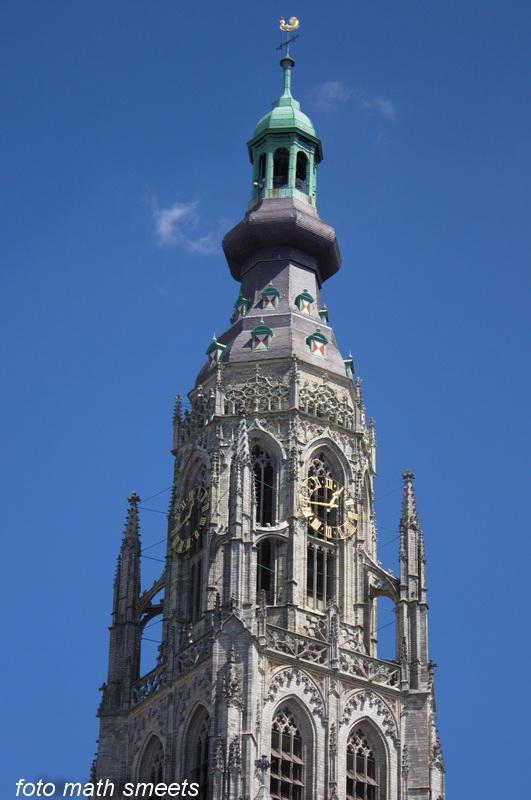 toren van de Onze Lieve Vrouwenkerk