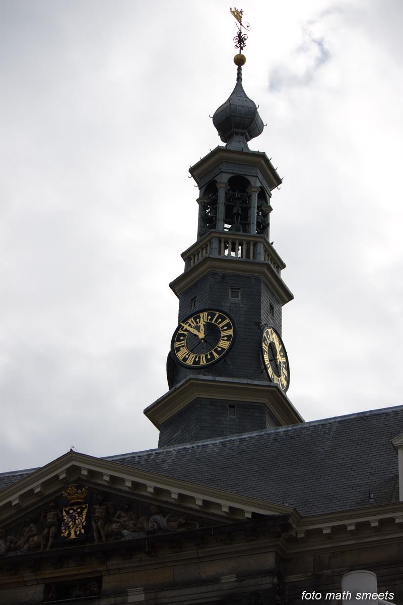 toren van het stadhuis