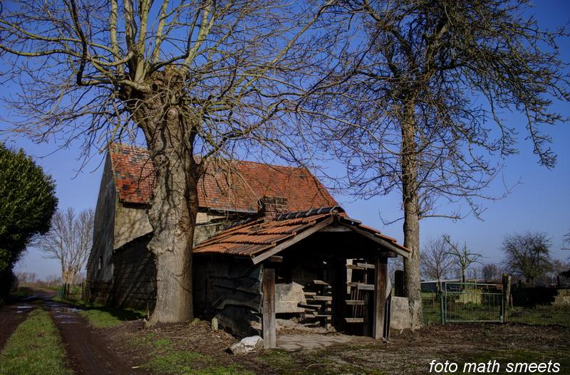 bakhuis in de Maasband (bakkes)