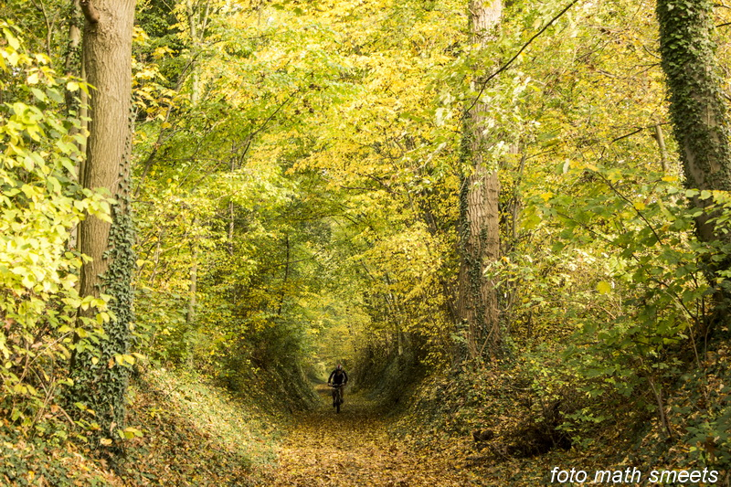 holle weg tussen Geulle en Catsop