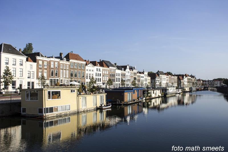woonboten in Middelburg